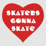 Sticker 20-Pack: Skaters