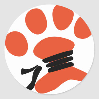 Sticker approximately