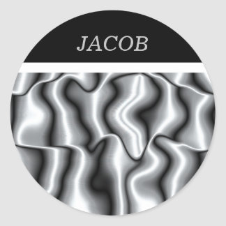 Sticker for Silver Metal Collection III