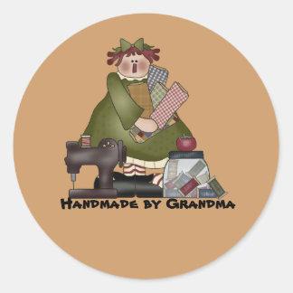 sticker  Handmade by Grandma