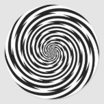 Sticker, Hypnosis Spiral Mind Bending
