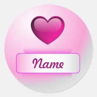 Sticker icon heart love