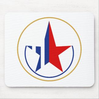 Sticker ISS Soyuz TM-38 Mousepad