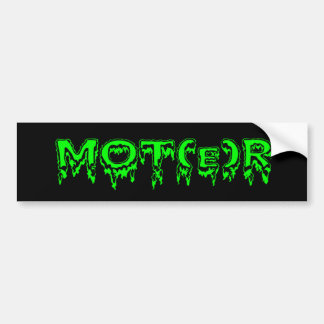 sticker logo bumper sticker