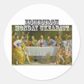 Sticker - Monday Ukearist