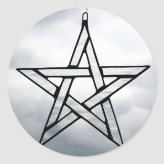 "Sticker ""Pentagram"""