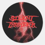 sticker_round5 round sticker
