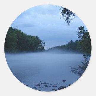 Sticker Sheet - Chattahoochee River Mist