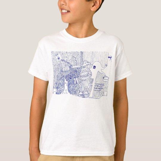 Sticker spread the WORD T-shirt