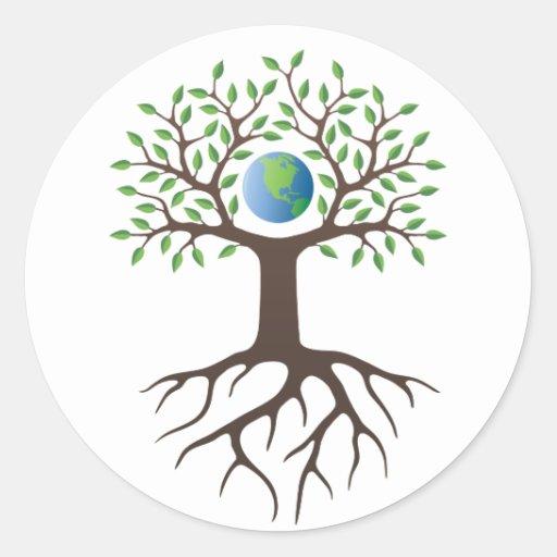 Sticker: Tree of Life
