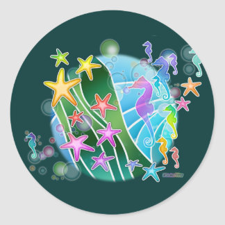 Sticker - Under The Sea