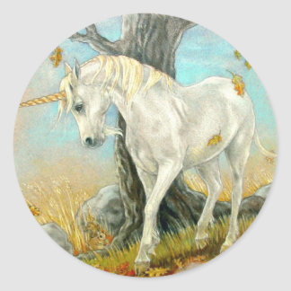Sticker - Unicorn Summer's End