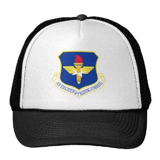 STICKER USAF AIR EDUCATION N TRAINING COMMAND TRUCKER HATS