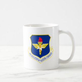 STICKER USAF AIR EDUCATION N TRAINING COMMAND MUGS
