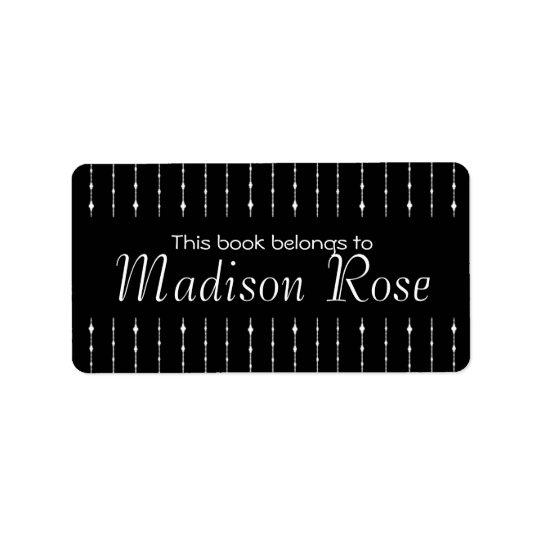 Stickers Address Label