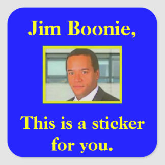 Stickers for Jim Boonie