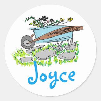 Stickers for Joyce