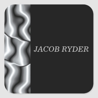 Stickers for Silver Metal collection II