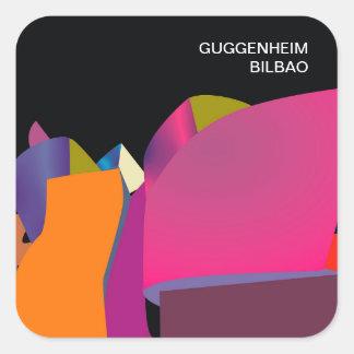 Stickers Guggenheim Bilbao