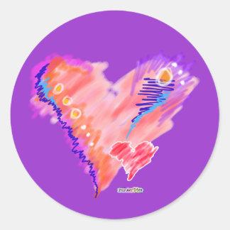 Stickers - Heart Felt