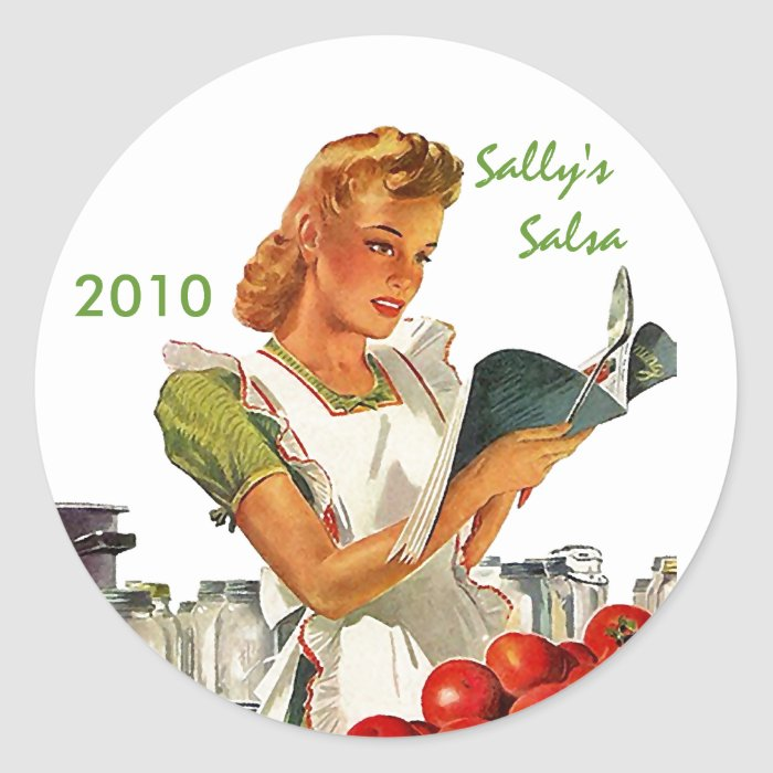 Stickers Notes Canning Jar Labels Date Gifts From