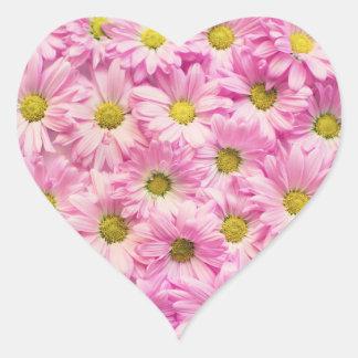 Stickers - Pink Gerbera Daisies