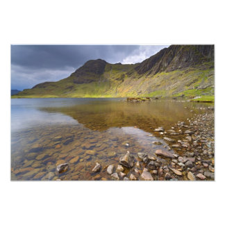 Stickle Tarn - Great Langdale - The Lake District Photo Print