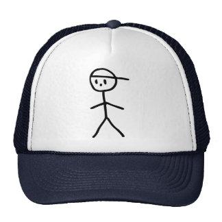 Stickman Boy Cap