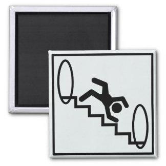 Stickman Stairs - Danger Magnet