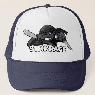 StickPage - Crazy Ninja Cap