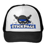 StickPage Ninja Cap