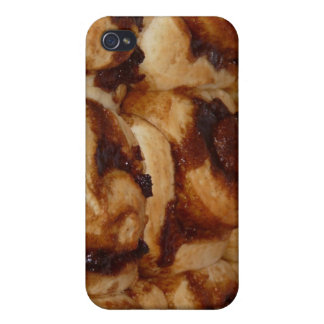 Sticky Buns! Cinnamon Rolls iPhone 4 Cover
