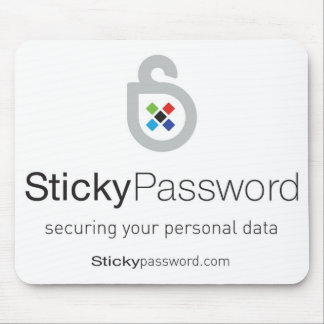 Sticky Password mousepad