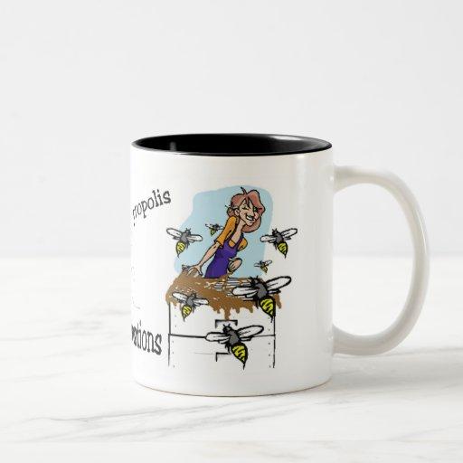 sticky situations mug