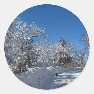 Sticky Snow 28 ~ sticker