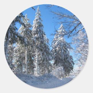 Sticky Snow 32 ~ sticker