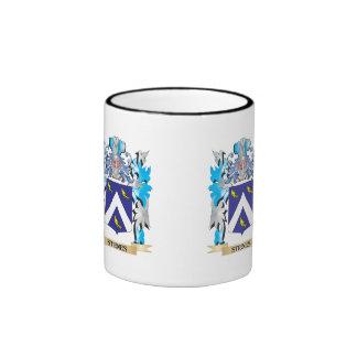 Stienes Coat of Arms - Family Crest Mug