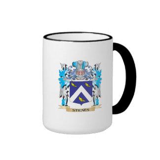 Stienes Coat of Arms - Family Crest Mugs