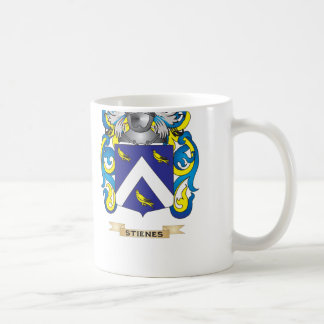 Stienes Coat of Arms (Family Crest) Coffee Mugs