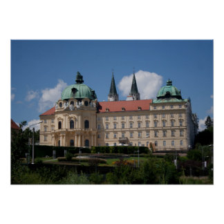 Stift Klosterneuburg Lower Austria Print
