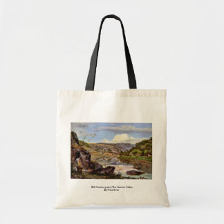 Stift Neuburg And The Neckar Valley By Fries Ernst Tote Bag