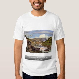 Stift Neuburg And The Neckar Valley By Fries Ernst Tshirt