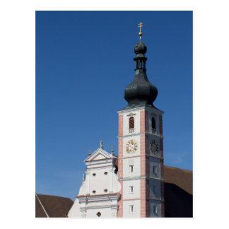 Stiftskirche Geras Post Card