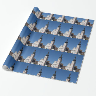 Stiftskirche Geras Gift Wrapping Paper