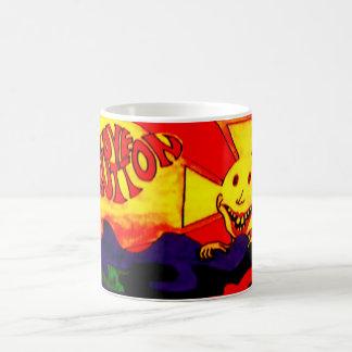 Stigmatogobius Close-up Classic White Coffee Mug
