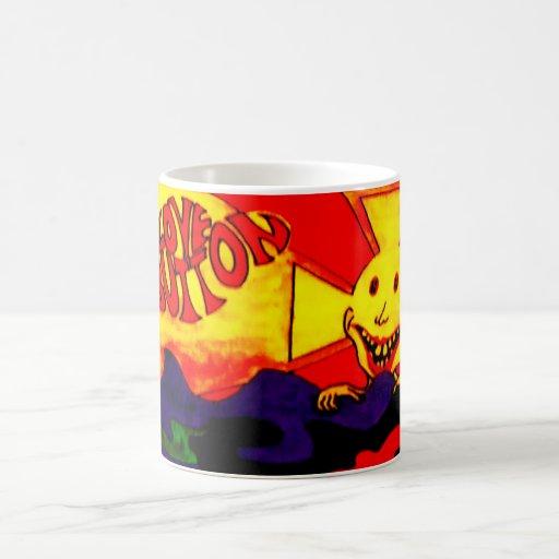 Stigmatogobius Close-up Coffee Mugs