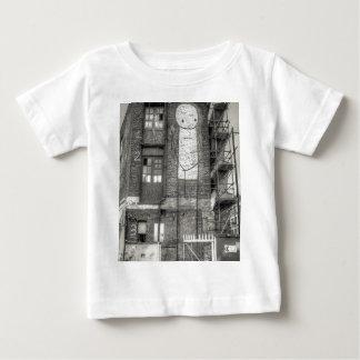 Stik Man Graffiti, Shoreditch London Baby T-Shirt