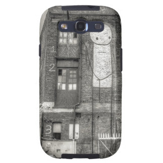 Stik Man Graffiti Shoreditch London Galaxy S3 Cases