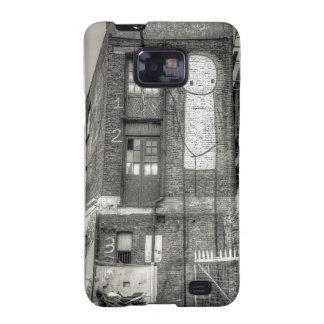 Stik Man Graffiti Shoreditch London Samsung Galaxy SII Case