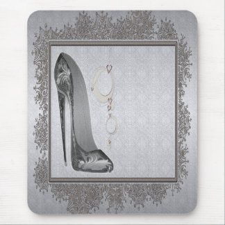 Stiletto and Bangles Mouse Mat